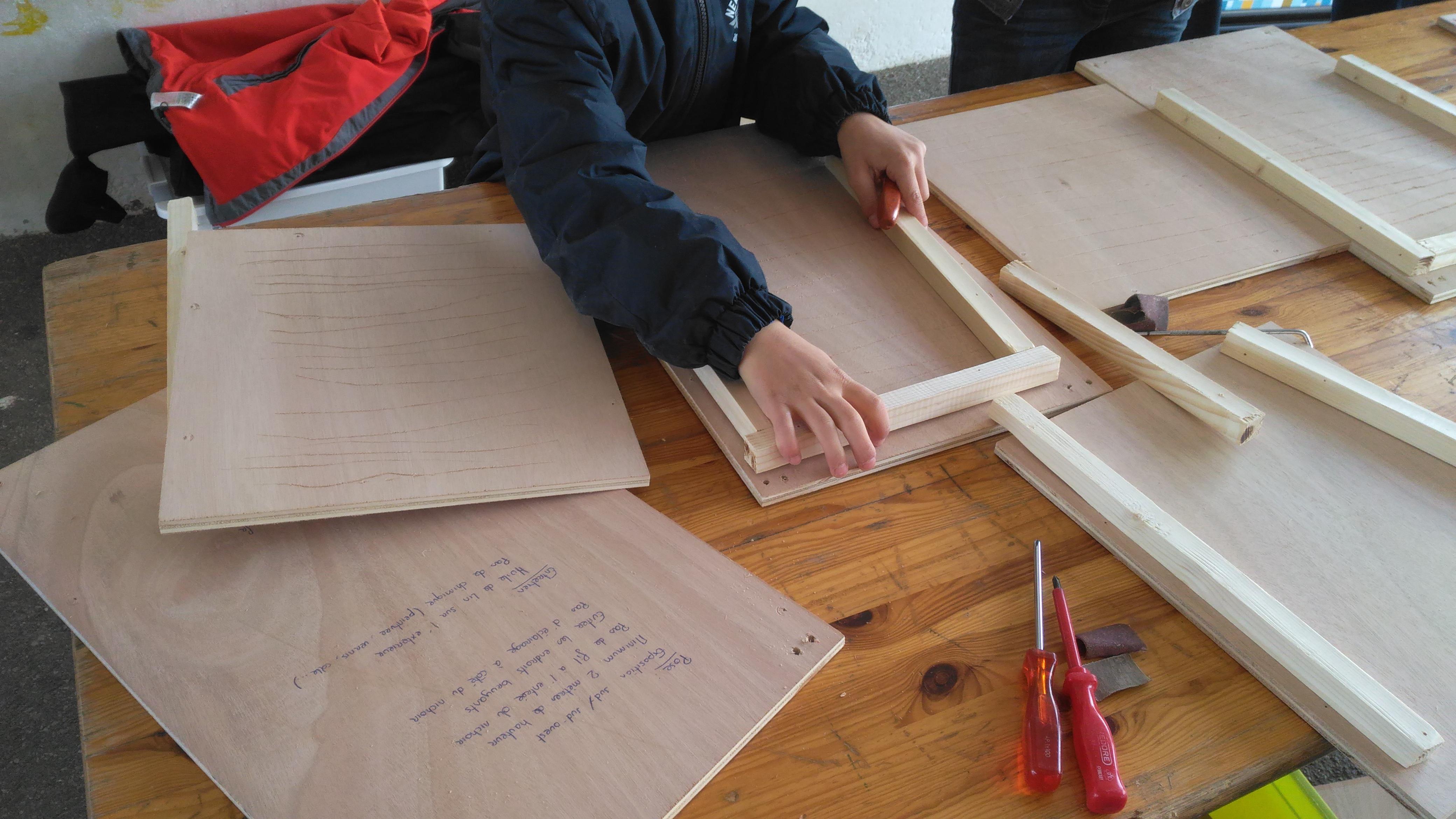 Comment Faire Un Abri Pour Le Bois fabriquer un abri pour chauves-souris   nature isère