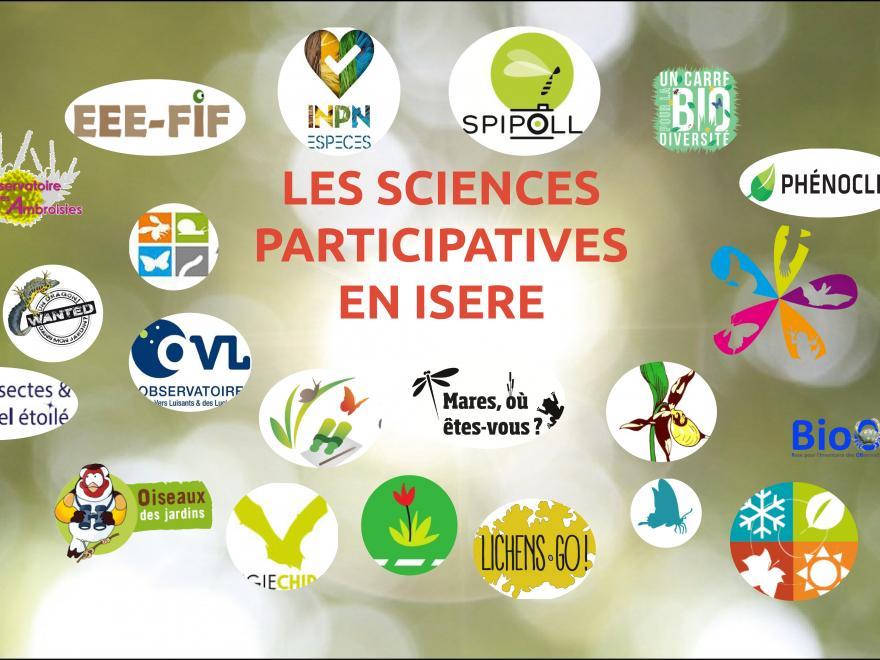 Image du dossier sur les sciences participatives en Isère par nature isère