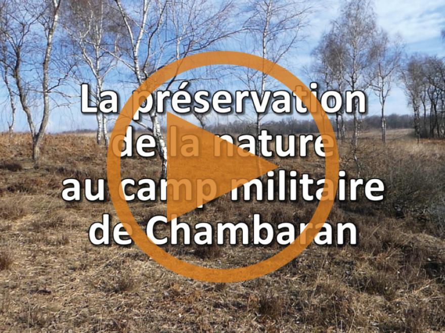 Video disponible sur la chaîne YouTube du CEN Isère