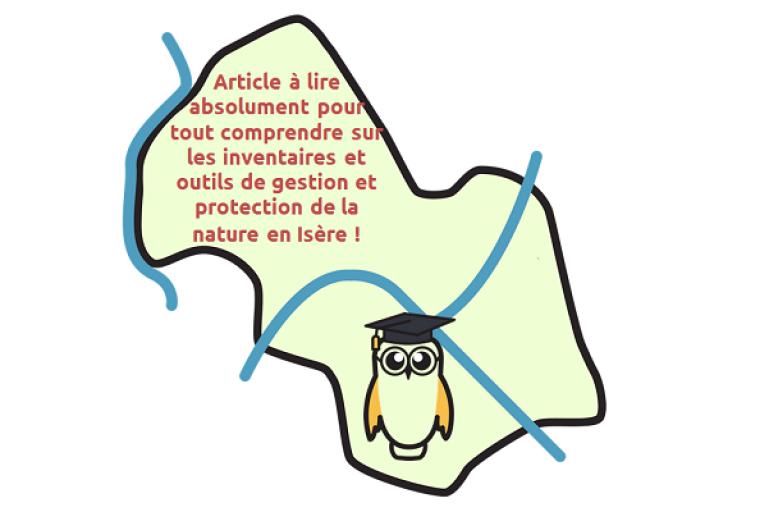 Article à lire ABSOLUMENT pour tout comprendre sur la gestion de la nature en Isère