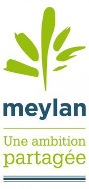 Logo de la ville de Meylan, nature isère