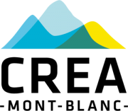 Logo CREA mont-blanc