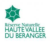 Logo de la réserve naturelle nationale Haute vallée du Béranger