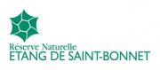 Logo de la réserve naturelle régionale Etang de Saint-Bonnet