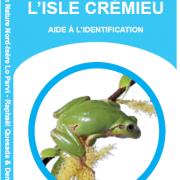 Plaquette Les batraciens de l'Isle Cremieu : Aide à l'identification par Lo Parvi