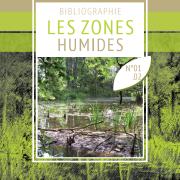 Couverture de la bibliographie sur les zones humides, nature isère