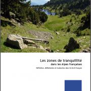 Capture d'écran Les zones de tranquillité dans les Alpes Françaises, nature isere