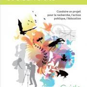 Couverture du guide des bonnes pratiques sur les sciences participatives et la biodiversité, nature isère