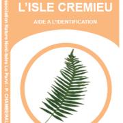 Capture écran de la plaquette Les fougères de l'Isle Cremieu, nature isère