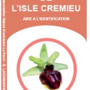 Capture d'écran, plaquette Orchidée de l'Isle Cremieu, nature isere