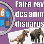 Peut-on recréer des animaux disparus ?