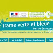 Centre de ressources pour la mise en œuvre de la Trame verte et bleue