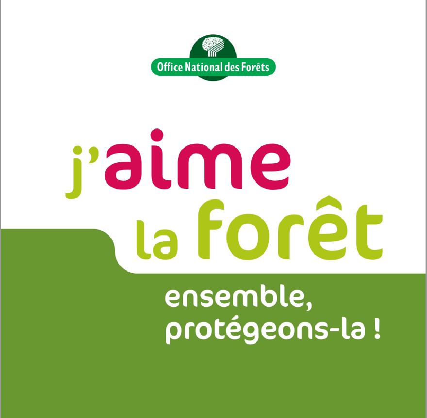 Plaquette charte du promeneur, Office national des forêts, nature isère