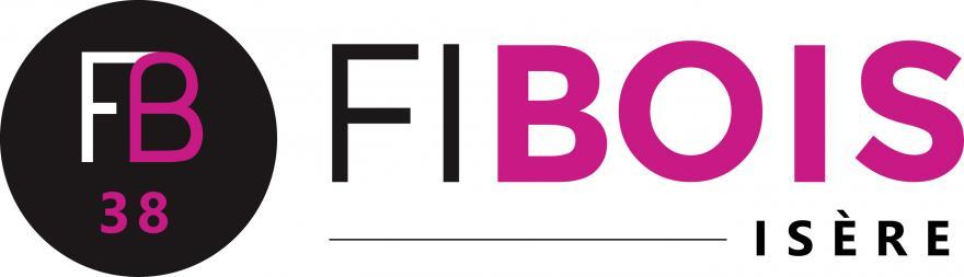 Logo de Fibois sur nature isère