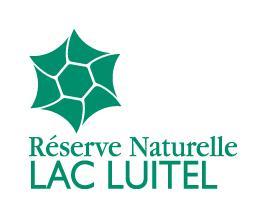 Logo de la réserve naturelle nationale du Lac Luitel