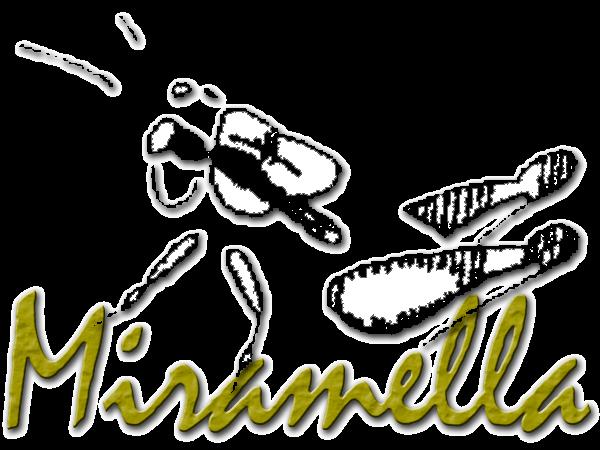 Logo de l'association Miramella sur nature isère