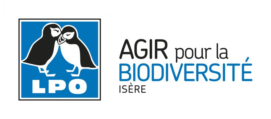 Logo LPO Isère
