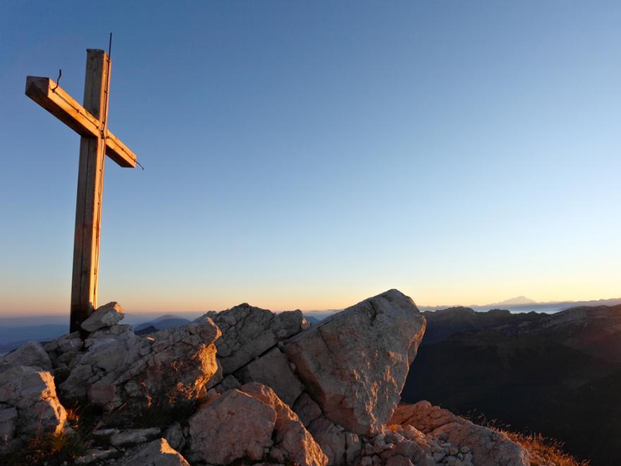 Croix de Chamechaude, G. Laget-Chartreuse-tourisme
