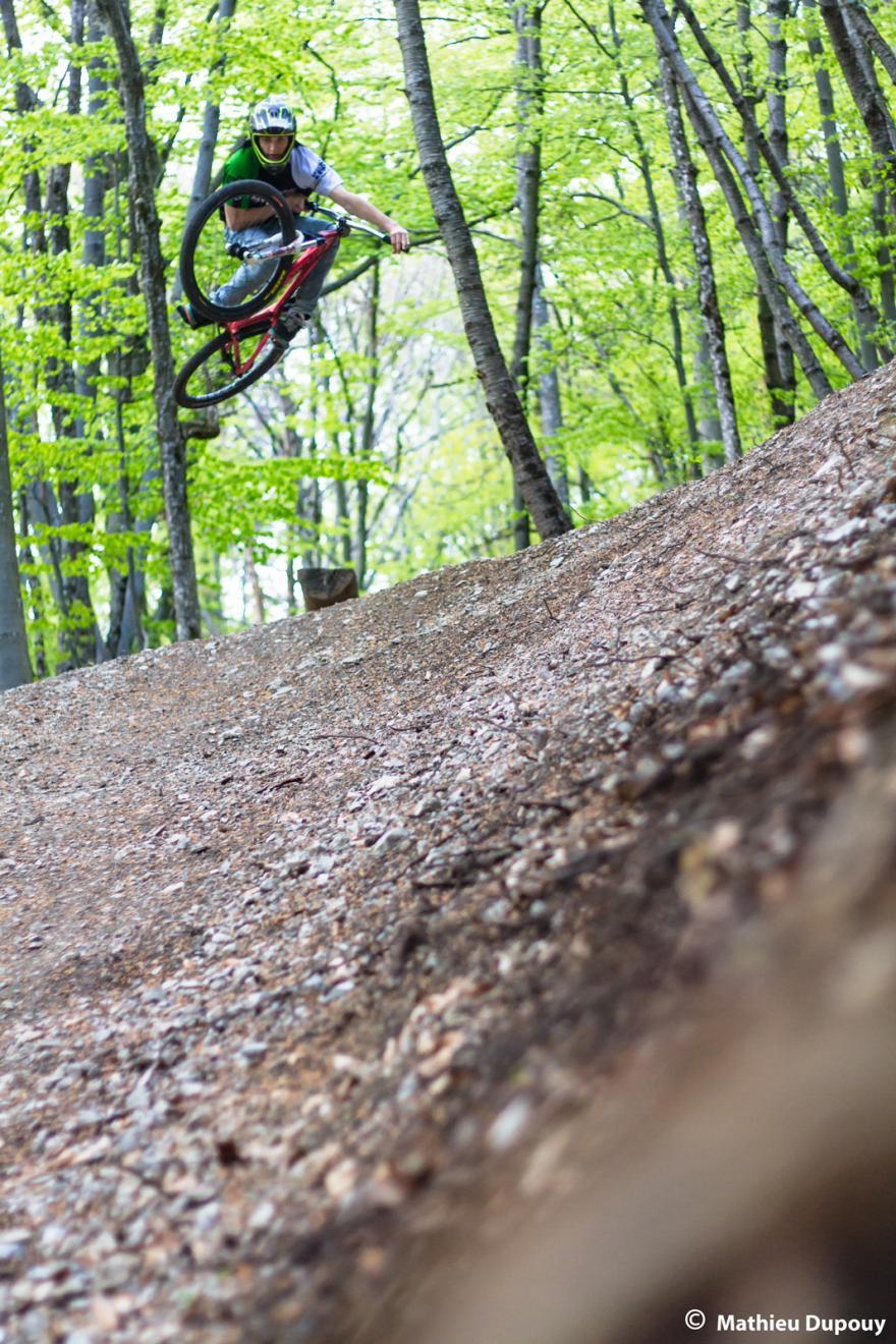 Spot du Serlin Trail