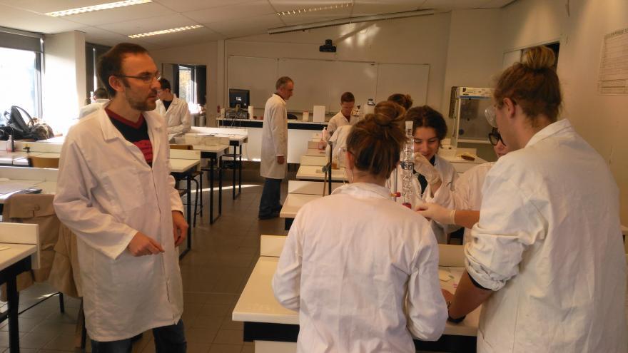 lycée de Morestel Camille corot