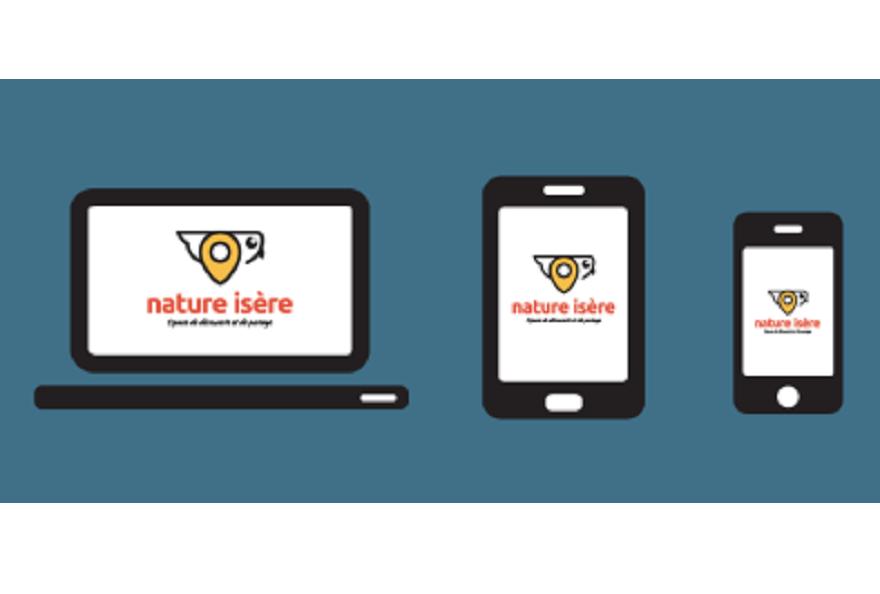 Nature isère sur le numérique : ordinateurs, tablettes, smartphones