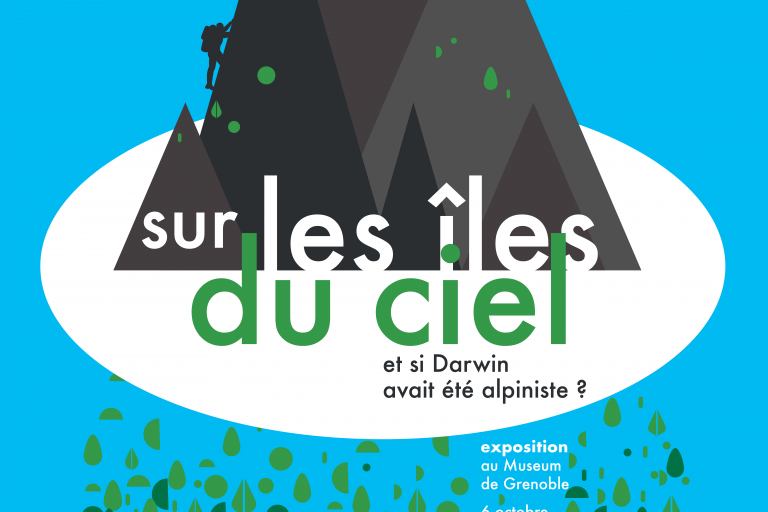 Sur les îles du ciel - Muséum de Grenoble - Ville de Grenoble - Nature Isère